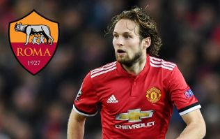 Roma want to sign Daley Blind from Manchester United on deadline day