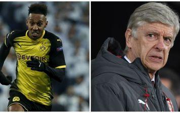 Arsenal media team accidentally upload video confirming Aubameyang signing