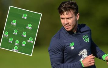 Three ways Ireland can line up in 2018