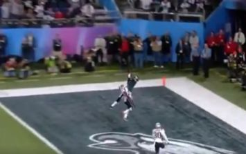 Watch: Alshon Jeffrey makes ridiculous catch to give Eagles Super Bowl lead