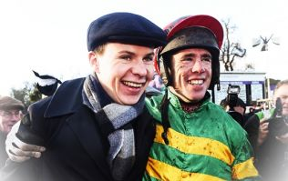 """""""The lads saw he was going well, there were sore heads on the hill this morning"""" - O'Brien on miracle horse"""