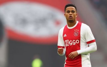 Justin Kluivert shoots down Manchester United transfer speculation