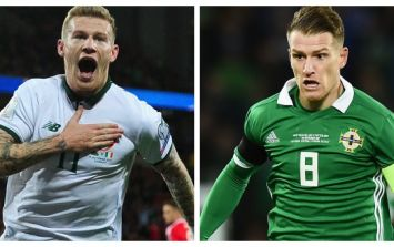 Republic of Ireland's friendly against Northern Ireland falls at a crucial time in the schedule
