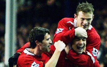 An argument over X Factor saw Wayne Rooney win Roy Keane's respect