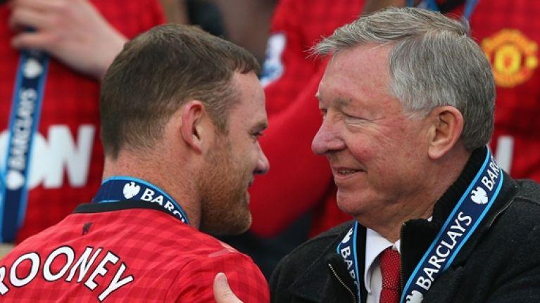 Wayne Rooney reveals Alex Ferguson's best attribute as a manager