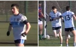 Business as usual for Lee Brennan as UUJ outclass UL to march into Sigerson semis