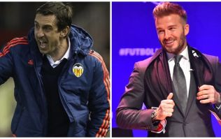 David Beckham reportedly lining Gary Neville up as manager of new MLS Miami franchise