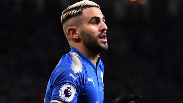 Riyad Mahrez will play for Leicester if club promise summer exit