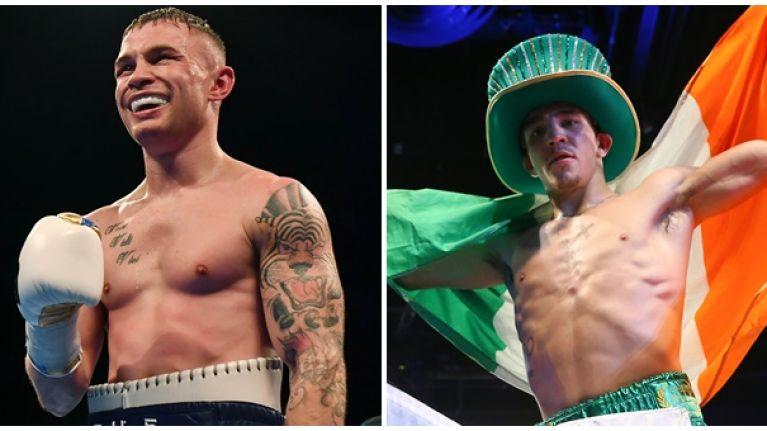 Boxing management company MTK Global announce boycott of Irish media