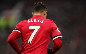 Manchester United reportedly regret signing Alexis Sanchez