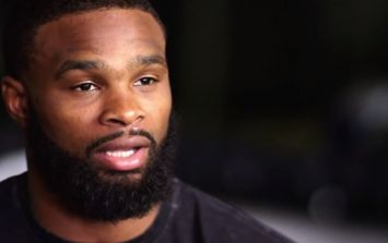 Tyron Woodley responds to Dana White laying into him over Nate Diaz return comments