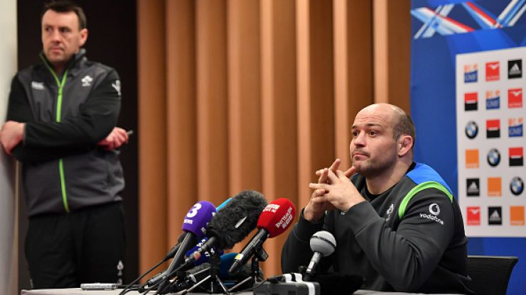 Rory Best declines to comment on attendance at Paddy Jackson and Stuart Olding court case