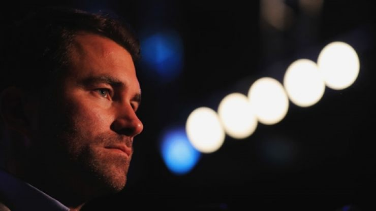 Eddie Hearn's assessment of the UFC is actually bang on