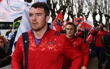 Tomas O'Leary shares brilliant story on Peter O'Mahony seizing the back row of Munster's team bus