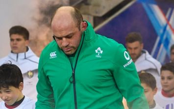 Rory Best makes statement about attending Jackson/Olding trial after Ireland victory