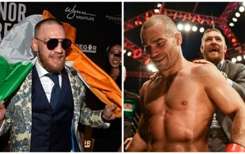 Conor McGregor set to be in the crowd at UFC 223 as Artem Lobov gets tricky fight