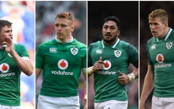 Replacing Robbie Henshaw: A four horse race with no clear winner