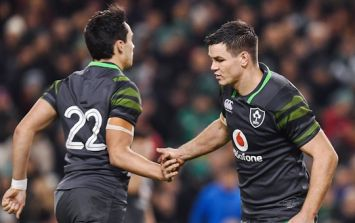 Johnny Sexton and Joey Carbery both playing Wales a genuine possibility