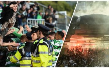 """""""It's intense and hostile"""" - Stephen Bradley on the Dublin Derby"""