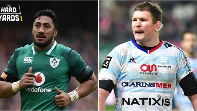 Donnacha Ryan and Bundee Aki in top form on The Hard Yards