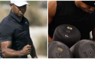 We're bloody exhausted just reading about Tiger Woods' old daily training regime