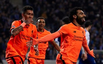 Eamon Dunphy praises 'outstanding' Liverpool after Reds rip Porto a new one