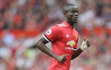Manchester United fans understandably delighted that Eric Bailly is back in training