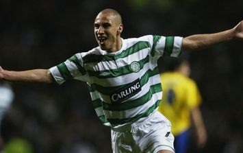 Can you name the first clubs these players went to after leaving Celtic?