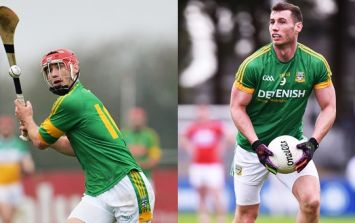 Meath star is convinced that playing both codes can improve your hurling and football