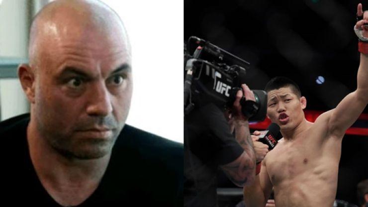 Joe Rogan wants action after UFC fighter receives bonus despite blatantly cheating