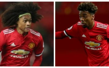 Tahith Chong and Angel Gomes set to be involved in Manchester United's FA Cup clash at Huddersfield