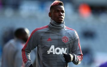 Paul Pogba to miss Manchester United's FA Cup tie at Huddersfield