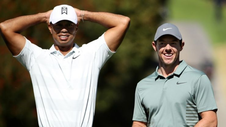 Rory McIlroy provides fascinating insight into Tiger-mania
