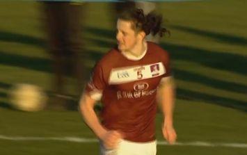 Kieran Molloy was cruelly denied moment of a GAA lifetime after late effort struck post