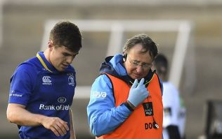 Ireland scrum-half suffers cruel injury blow