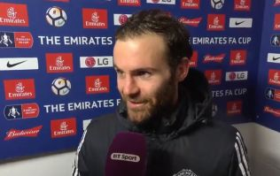 Juan Mata's take on VAR is so bloody refreshing