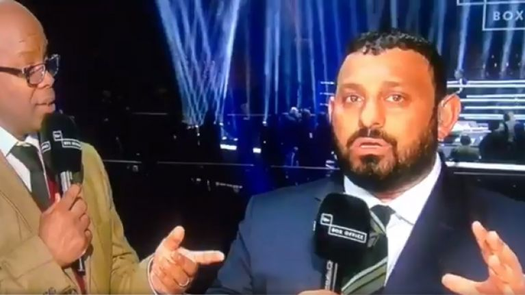 Naseem Hamed unmercifully slaughters Chris Eubank Jr after loss to George Groves