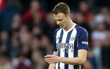 Alan Pardew says he wanted to send a message in stripping Jonny Evans of his captaincy