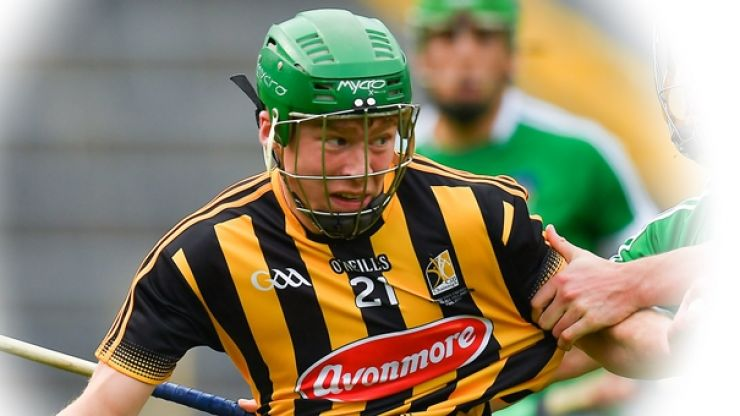 Kilkenny have found an absolute gem in Martin Keoghan
