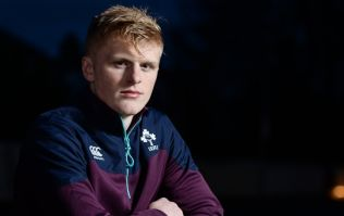 Tommy O'Brien on how he balances his rugby hopes with college commitments