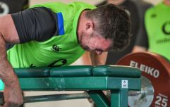 Story of teenage Peter O'Mahony in Munster gym tells you all you need to know