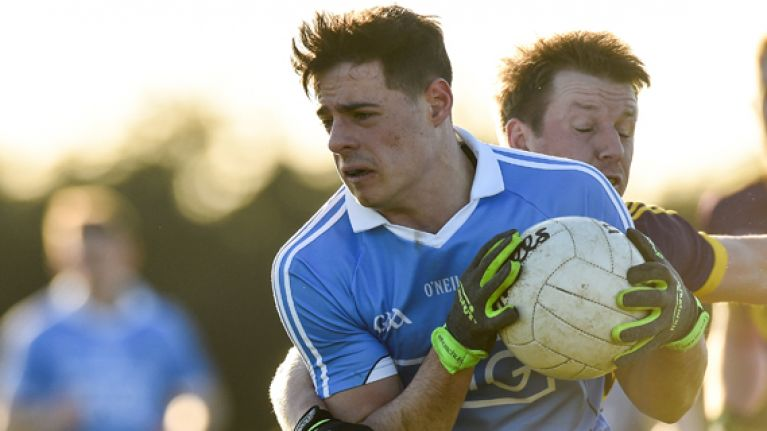 Brian Howard starts for Dublin after missing Sigerson quarters