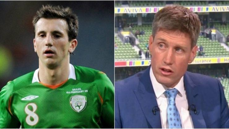 Ronan O'Gara pays heartfelt tribute to hero of Cork football, Liam Miller