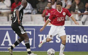 Rio Ferdinand pays lovely tribute to Liam Miller before North London Derby