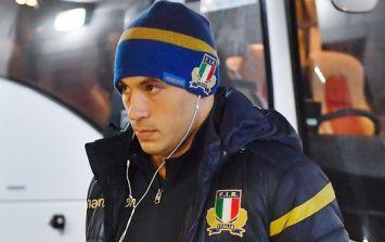 """Ireland play much better rugby than England"" - Sergio Parisse"