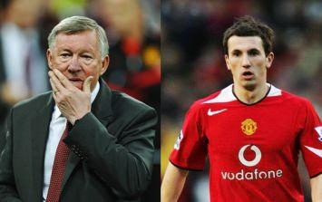 Sir Alex Ferguson has paid tribute to Liam Miller