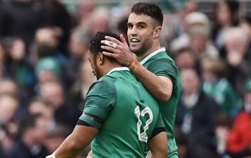 Bundee Aki speaks with clear-cut honesty on what his first Ireland try means to him