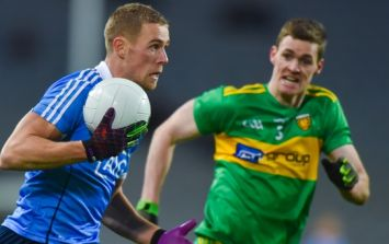 Business as usual for Dublin despite spirited second half rally from Donegal