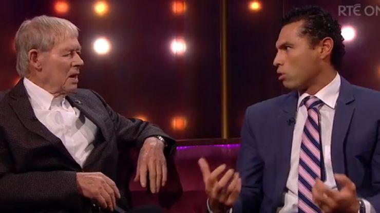 """Even on player's bad days, you were very kind"" - Seán Óg sums up O Muircheartaigh's magic"