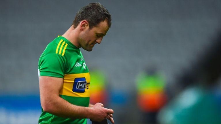 Michael Murphy was doing sprints in an empty Croke Park following Dublin defeat